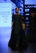 Model walk the ramp for Shantanu and Nikhil Show at Lakme Fashion Week 2016 on 27th Aug 2016 (1316)_57c2d310ad47f.JPG