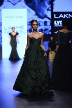 Model walk the ramp for Shantanu and Nikhil Show at Lakme Fashion Week 2016 on 27th Aug 2016 (1328)_57c2d322019c1.JPG