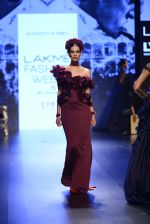Model walk the ramp for Shantanu and Nikhil Show at Lakme Fashion Week 2016 on 27th Aug 2016 (1407)_57c2d3b0aacaa.JPG
