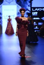 Model walk the ramp for Shantanu and Nikhil Show at Lakme Fashion Week 2016 on 27th Aug 2016 (1408)_57c2d3b1a3768.JPG