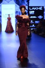 Model walk the ramp for Shantanu and Nikhil Show at Lakme Fashion Week 2016 on 27th Aug 2016 (1409)_57c2d3b338fcd.JPG