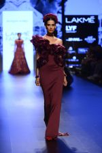 Model walk the ramp for Shantanu and Nikhil Show at Lakme Fashion Week 2016 on 27th Aug 2016 (1410)_57c2d3b4cd31b.JPG