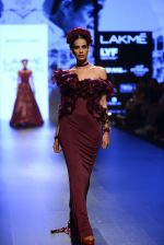 Model walk the ramp for Shantanu and Nikhil Show at Lakme Fashion Week 2016 on 27th Aug 2016 (1411)_57c2d3b62c8cc.JPG