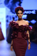 Model walk the ramp for Shantanu and Nikhil Show at Lakme Fashion Week 2016 on 27th Aug 2016 (1413)_57c2d3b939f30.JPG
