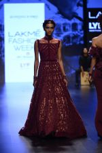 Model walk the ramp for Shantanu and Nikhil Show at Lakme Fashion Week 2016 on 27th Aug 2016 (1420)_57c2d3c655b6e.JPG