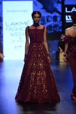 Model walk the ramp for Shantanu and Nikhil Show at Lakme Fashion Week 2016 on 27th Aug 2016 (1421)_57c2d3c855676.JPG