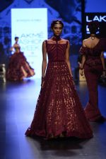 Model walk the ramp for Shantanu and Nikhil Show at Lakme Fashion Week 2016 on 27th Aug 2016 (1422)_57c2d3ca641b1.JPG