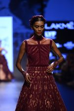Model walk the ramp for Shantanu and Nikhil Show at Lakme Fashion Week 2016 on 27th Aug 2016 (1429)_57c2d3d696036.JPG