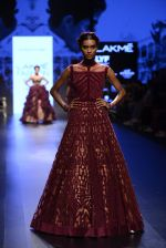 Model walk the ramp for Shantanu and Nikhil Show at Lakme Fashion Week 2016 on 27th Aug 2016 (1431)_57c2d3dbe2379.JPG