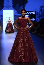 Model walk the ramp for Shantanu and Nikhil Show at Lakme Fashion Week 2016 on 27th Aug 2016 (1432)_57c2d3ddc964b.JPG