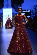 Model walk the ramp for Shantanu and Nikhil Show at Lakme Fashion Week 2016 on 27th Aug 2016 (1434)_57c2d3e38dfb1.JPG