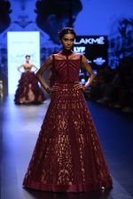 Model walk the ramp for Shantanu and Nikhil Show at Lakme Fashion Week 2016 on 27th Aug 2016 (1435)_57c2d3e5bee57.JPG