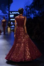 Model walk the ramp for Shantanu and Nikhil Show at Lakme Fashion Week 2016 on 27th Aug 2016 (1436)_57c2d3e72608b.JPG