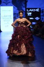 Model walk the ramp for Shantanu and Nikhil Show at Lakme Fashion Week 2016 on 27th Aug 2016 (1441)_57c2d3f066b06.JPG