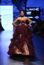Model walk the ramp for Shantanu and Nikhil Show at Lakme Fashion Week 2016 on 27th Aug 2016 (1442)_57c2d3f2d5ce1.JPG