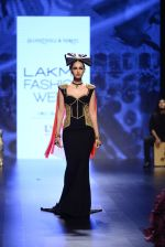 Model walk the ramp for Shantanu and Nikhil Show at Lakme Fashion Week 2016 on 27th Aug 2016 (1458)_57c2d415c2970.JPG