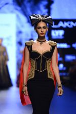 Model walk the ramp for Shantanu and Nikhil Show at Lakme Fashion Week 2016 on 27th Aug 2016 (1464)_57c2d422a2705.JPG