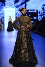 Model walk the ramp for Shantanu and Nikhil Show at Lakme Fashion Week 2016 on 27th Aug 2016 (1484)_57c2d457b768f.JPG