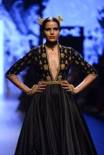 Model walk the ramp for Shantanu and Nikhil Show at Lakme Fashion Week 2016 on 27th Aug 2016 (1513)_57c2d49d51766.JPG