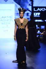 Model walk the ramp for Shantanu and Nikhil Show at Lakme Fashion Week 2016 on 27th Aug 2016 (1518)_57c2d4a8bbd63.JPG