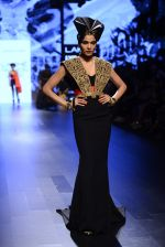Model walk the ramp for Shantanu and Nikhil Show at Lakme Fashion Week 2016 on 27th Aug 2016 (1528)_57c2d4cecfeb8.JPG