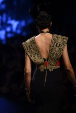 Model walk the ramp for Shantanu and Nikhil Show at Lakme Fashion Week 2016 on 27th Aug 2016 (1534)_57c2d4e9db0e3.JPG