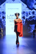 Model walk the ramp for Shantanu and Nikhil Show at Lakme Fashion Week 2016 on 27th Aug 2016 (1536)_57c2d4f2b32bc.JPG