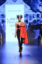 Model walk the ramp for Shantanu and Nikhil Show at Lakme Fashion Week 2016 on 27th Aug 2016 (1537)_57c2d4f7309b0.JPG