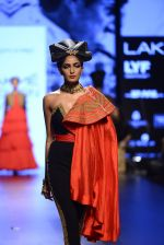 Model walk the ramp for Shantanu and Nikhil Show at Lakme Fashion Week 2016 on 27th Aug 2016 (1542)_57c2d50811ce9.JPG