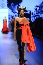 Model walk the ramp for Shantanu and Nikhil Show at Lakme Fashion Week 2016 on 27th Aug 2016 (1550)_57c2d520c22b9.JPG