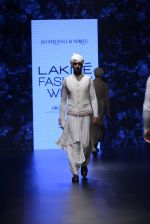 Model walk the ramp for Shantanu and Nikhil Show at Lakme Fashion Week 2016 on 27th Aug 2016 (1784)_57c2d67a33401.JPG
