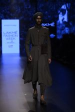 Model walk the ramp for Shantanu and Nikhil Show at Lakme Fashion Week 2016 on 27th Aug 2016 (1800)_57c2d693f30a5.JPG