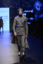 Model walk the ramp for Shantanu and Nikhil Show at Lakme Fashion Week 2016 on 27th Aug 2016 (1810)_57c2d6a485452.JPG