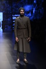 Model walk the ramp for Shantanu and Nikhil Show at Lakme Fashion Week 2016 on 27th Aug 2016 (1816)_57c2d6ad1c339.JPG