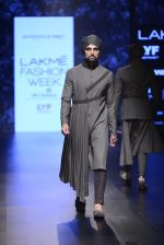 Model walk the ramp for Shantanu and Nikhil Show at Lakme Fashion Week 2016 on 27th Aug 2016 (1819)_57c2d6b1562e9.JPG