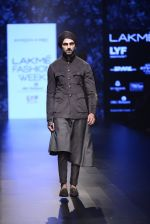 Model walk the ramp for Shantanu and Nikhil Show at Lakme Fashion Week 2016 on 27th Aug 2016 (1832)_57c2d6c3732c9.JPG