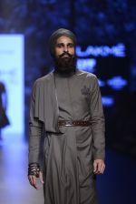 Model walk the ramp for Shantanu and Nikhil Show at Lakme Fashion Week 2016 on 27th Aug 2016 (1848)_57c2d6dc3081e.JPG