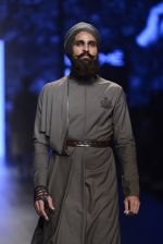 Model walk the ramp for Shantanu and Nikhil Show at Lakme Fashion Week 2016 on 27th Aug 2016 (1850)_57c2d6df2c082.JPG