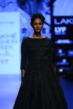 Model walk the ramp for Shantanu and Nikhil Show at Lakme Fashion Week 2016 on 27th Aug 2016 (1265)_57c2d2b90eb62.JPG