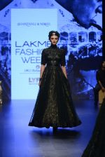 Model walk the ramp for Shantanu and Nikhil Show at Lakme Fashion Week 2016 on 27th Aug 2016 (1275)_57c2d2cc03dc0.JPG