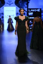 Model walk the ramp for Shantanu and Nikhil Show at Lakme Fashion Week 2016 on 27th Aug 2016 (1347)_57c2d34355a25.JPG