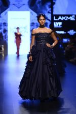 Model walk the ramp for Shantanu and Nikhil Show at Lakme Fashion Week 2016 on 27th Aug 2016 (1395)_57c2d39695399.JPG