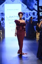 Model walk the ramp for Shantanu and Nikhil Show at Lakme Fashion Week 2016 on 27th Aug 2016 (1406)_57c2d3af16c40.JPG
