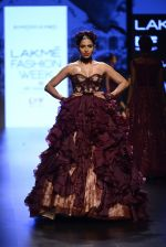 Model walk the ramp for Shantanu and Nikhil Show at Lakme Fashion Week 2016 on 27th Aug 2016 (1440)_57c2d3eeacc54.JPG