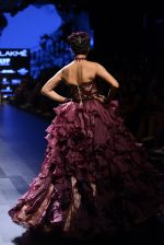 Model walk the ramp for Shantanu and Nikhil Show at Lakme Fashion Week 2016 on 27th Aug 2016 (1455)_57c2d410c6be5.JPG