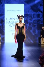 Model walk the ramp for Shantanu and Nikhil Show at Lakme Fashion Week 2016 on 27th Aug 2016 (1457)_57c2d413a5990.JPG