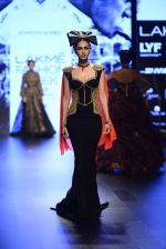 Model walk the ramp for Shantanu and Nikhil Show at Lakme Fashion Week 2016 on 27th Aug 2016 (1461)_57c2d41aa557c.JPG