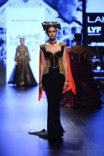 Model walk the ramp for Shantanu and Nikhil Show at Lakme Fashion Week 2016 on 27th Aug 2016 (1462)_57c2d41d0d25b.JPG