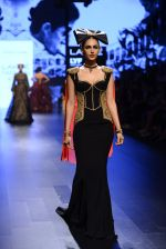 Model walk the ramp for Shantanu and Nikhil Show at Lakme Fashion Week 2016 on 27th Aug 2016 (1467)_57c2d42dac997.JPG