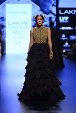 Model walk the ramp for Shantanu and Nikhil Show at Lakme Fashion Week 2016 on 27th Aug 2016 (1489)_57c2d465ad3e6.JPG